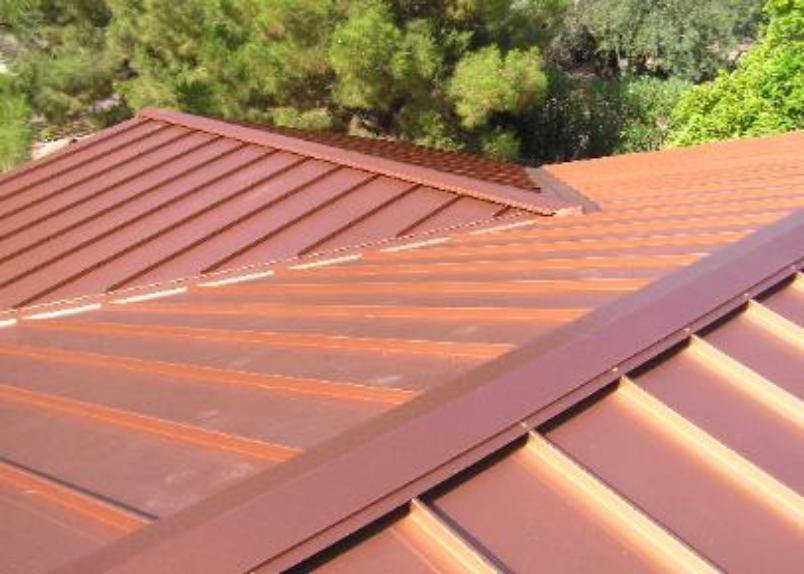 Metal Roofsing Arizona 35 Yr Log Cabin Siding